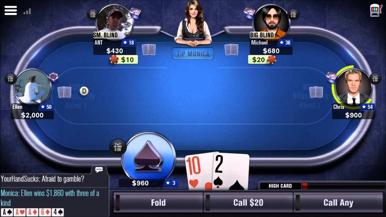 Móvil Poker Mexico