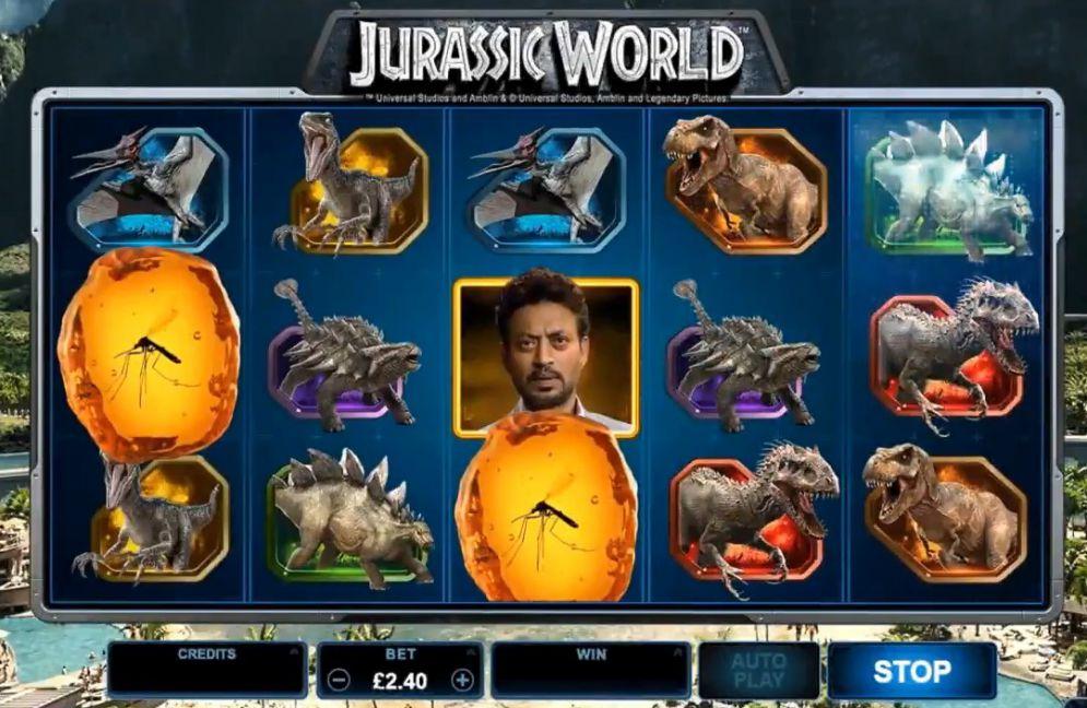 Reseña Del Tragamonedas Jurassic World México